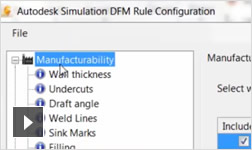 Video: Fully configurable design rules